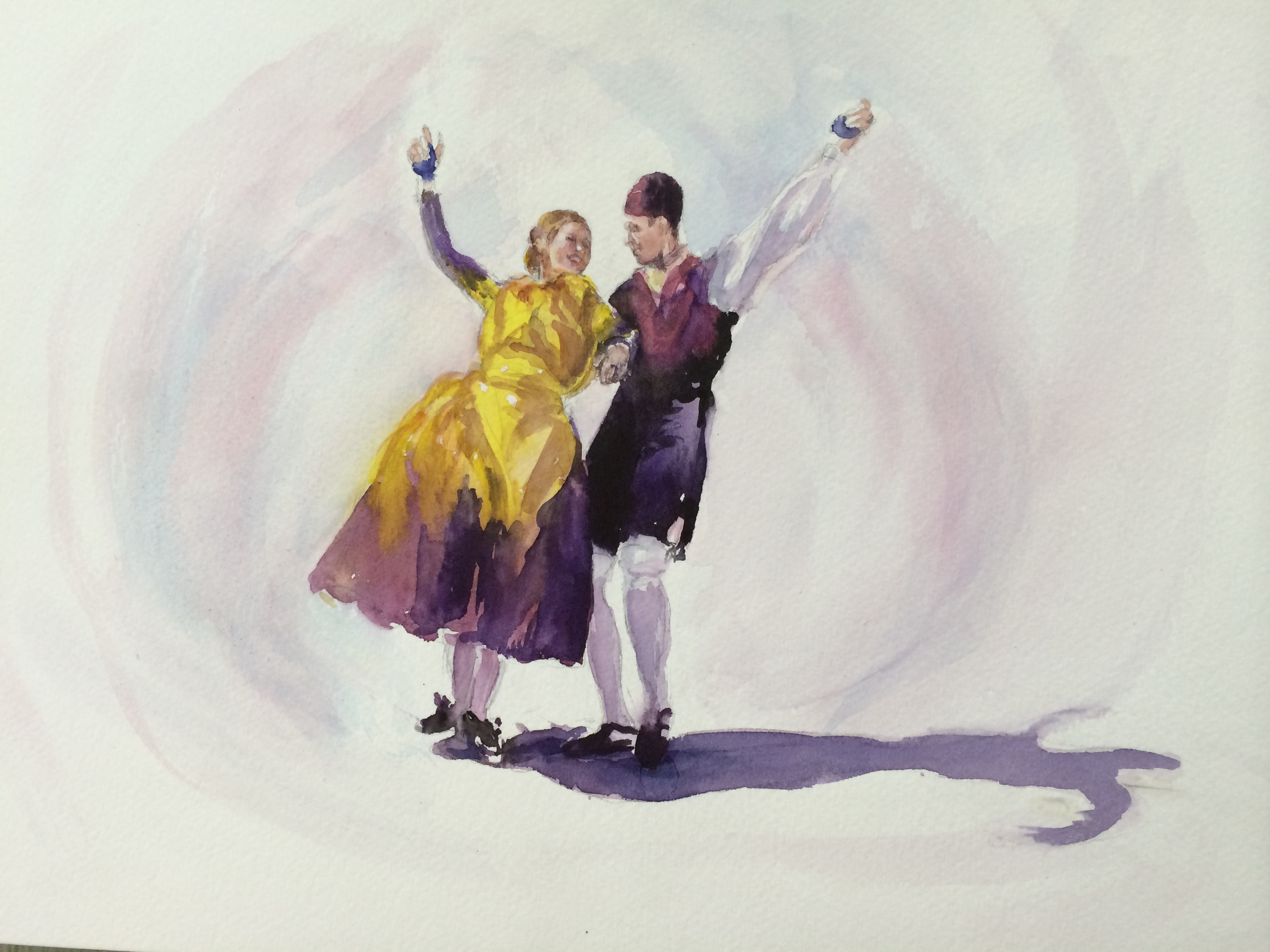 Jota Dancers, Anso