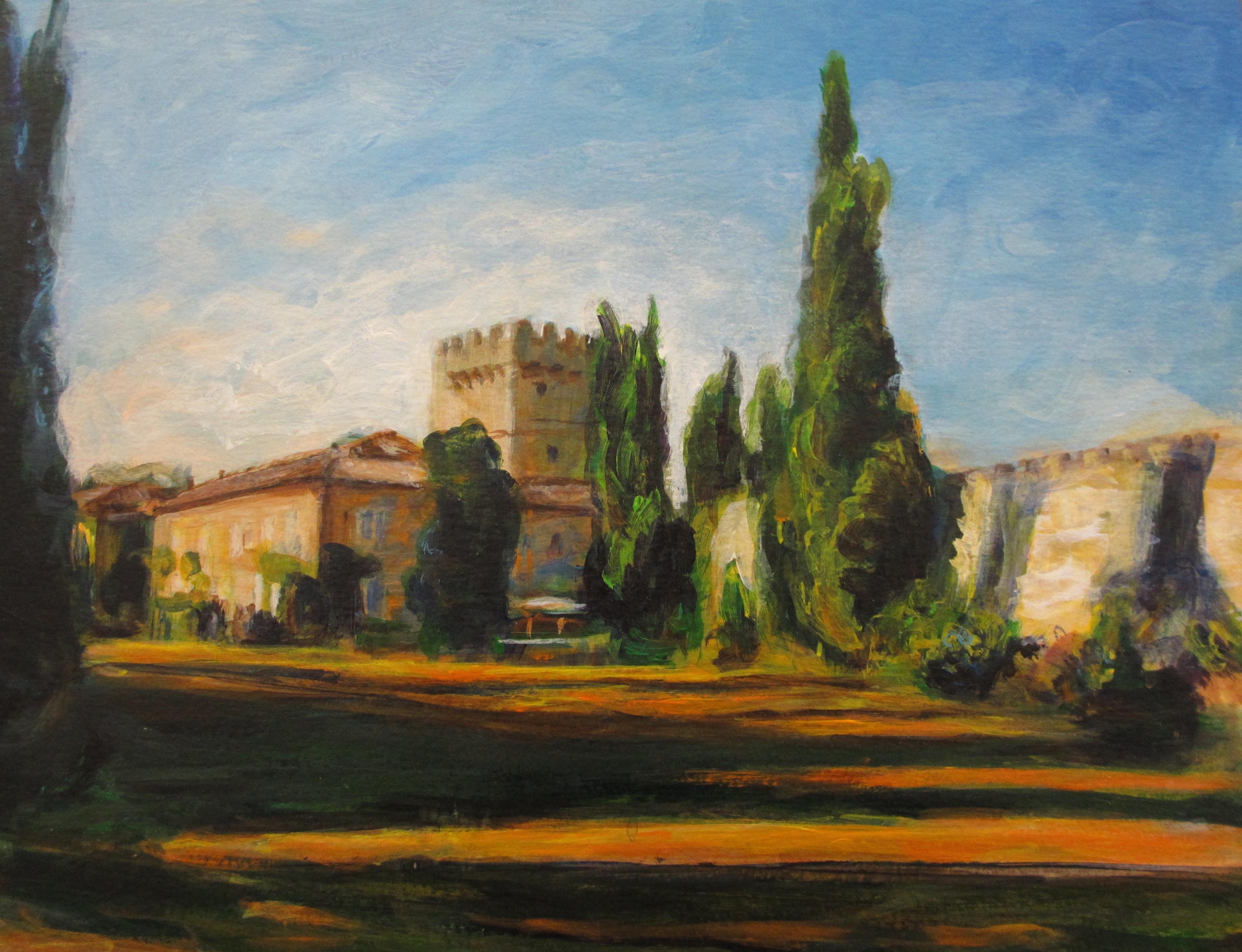 Castello di Spannocchia